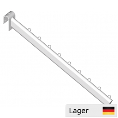 Hanging arm, with 9 balls, for 30x15mm flat oval bar