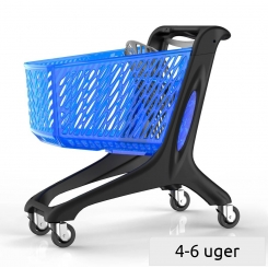 City Shopping Trolley 160 liters