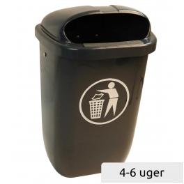 Affaldspand