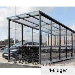 Trolley house Trigon
