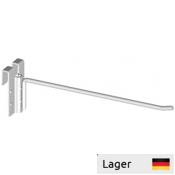 Single hook for mesh panel, type 1
