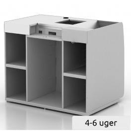 EK 750 - Checkout counter