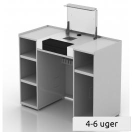 EK 002 - Checkout counter