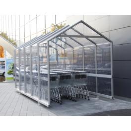 Trolley house Sinus Basic