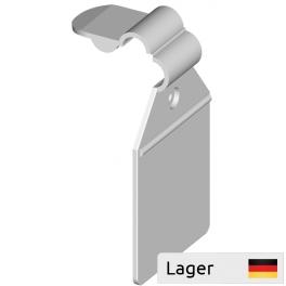 White or Black Plast Price Flap