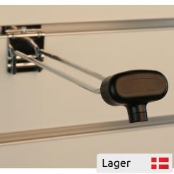 Tyverisikring til dobbeltkrog m. magnet