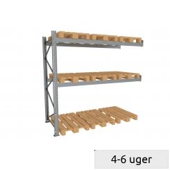 Pallereol følgesæt 600 kg/palle
