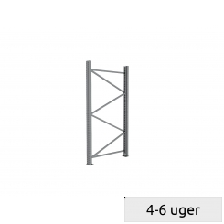 Frame for mini rack