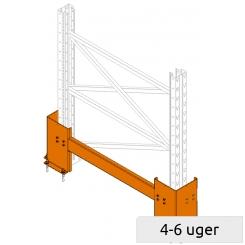 Frame rack protector