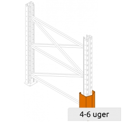 Angle frame protector