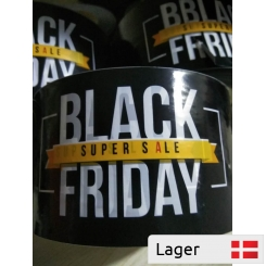 Afspærringsbånd - BLACK FRIDAY SUPER SALE