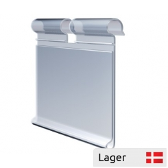 Clear Plastic Ticket Carrier