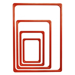 Poster frame,plastic, available in many other colours