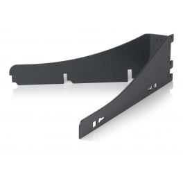 Bracket for round wire shelf depht 300