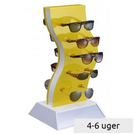 Presentation-Display for 2x5 sunglasses