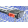 Euroloc, coin lock for Shopping Trolleys with Ergogrip handle