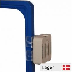 Magnet til montering af rammer i lige vinkel, rektangulær