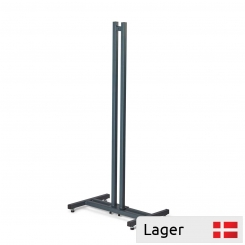 Garment stand, base 50x36cm, for 2 arms