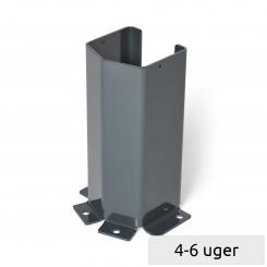 Angle frame protector 135