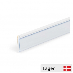 Geck Multiline for ESL Rail Profiles - with foam tape, white background