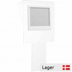 "4,2"" holder for digital and energy label - holder for TV vinkel"