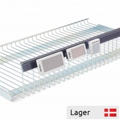 Geck Multiline for ESL Rail Profiles - for wireshelf, grey