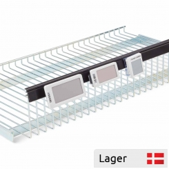 Geck Multiline for ESL Rail Profiles - for wireshelf, black