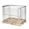 Wire mesh frame for EUR-pallet
