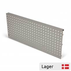 NORDIC Back panel with holes