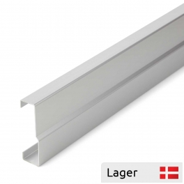 Plate for mountig the multiline - for Category rail