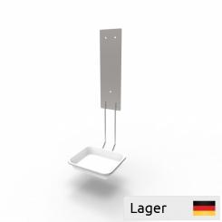 Drip tray for SensorTouch dispenser