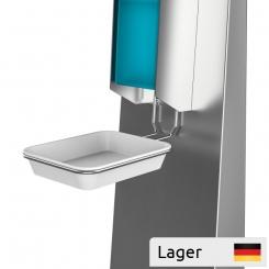 Drip tray for pump dispenser