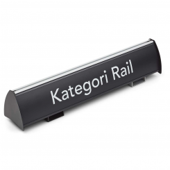 Category Rail - low version